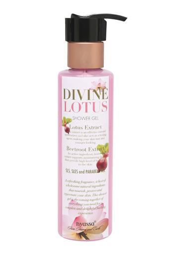 Divine Lotus Shower Gel - 145ml