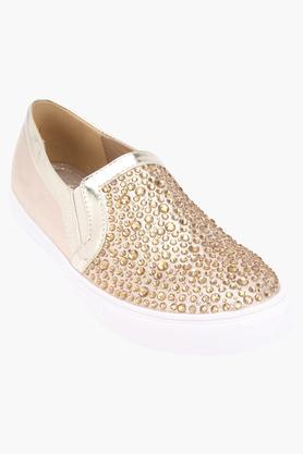 Womens Casual Wear Slipon Sneakers