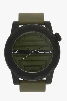 FASTRACK Unisex Analogue Round Dial Watch - G38022PP08CJ