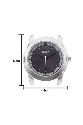 Mens Eco Series Grey Dial Analog Watch - HR717MLBL72