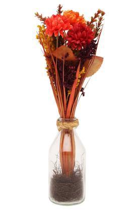 IVYDecorative Glass Flower Pot