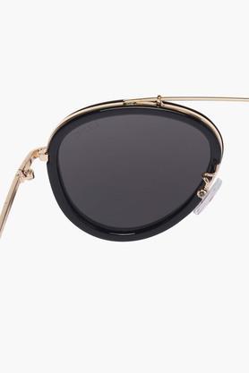 Unisex Mirror Reflection Aviator Sunglasses LIO7OC14