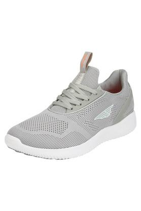 ATHLEISURE Mens Mesh Lace Up Sports Shoes - 203578131_9111