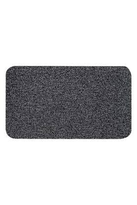 Rectangular Slub Textured Bath Mat