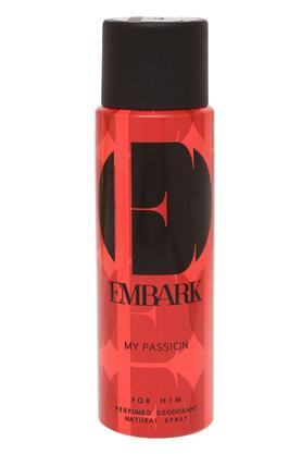 Mens My Passion For Him Perfumed Deodorant - 150ml