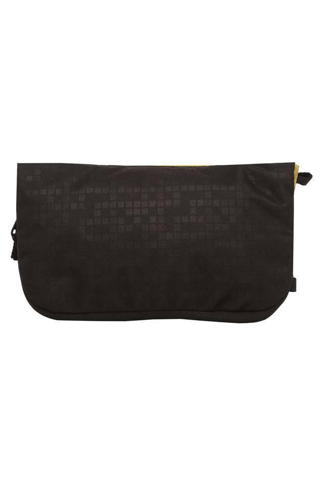 Unisex Zip Closure Sling Bag