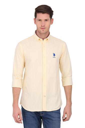 U.S. POLO ASSN. -  YellowCasual Shirts - Main