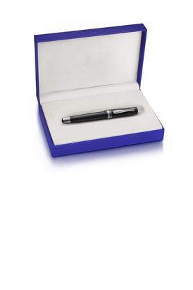 Matte Black Ink Rollerball Pen