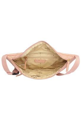 Womens Zip Closure Bum Bag