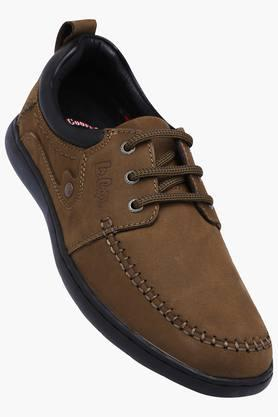 LEE COOPERMens Leather Lace Up Casual Shoes - 203056968_9465