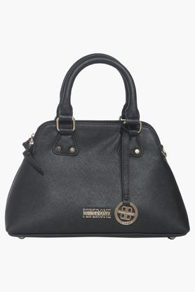 PEPERONEWomens Zipper Closure Satchel Handbag - 204024371_9212