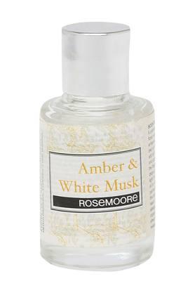 ROSEMOOREAmber And White Musk Aroma Oil