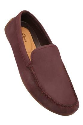 CLARKS Mens Slip On Smart Formal Loafer - 204574604_9662