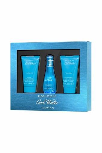 Gift Set-Perfume 30ml EDT + 50ml Shower Breeze & 50ml Body Lotion