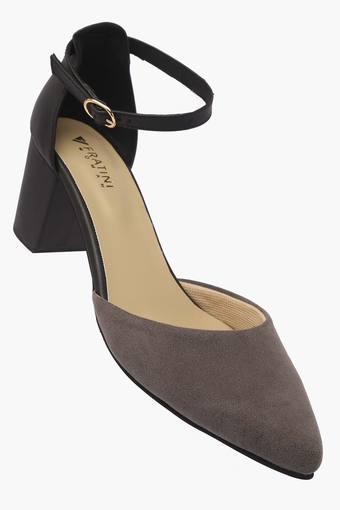 d28ce4bd0e Womens Casual Wear Buckle Closure Heels