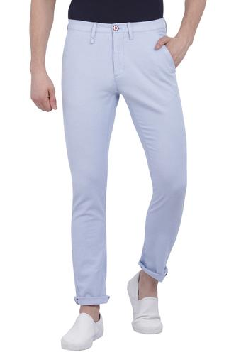 CELIO -  Blue Cargos & Trousers - Main