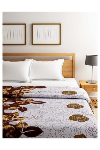 Floral Single Duvet Cover