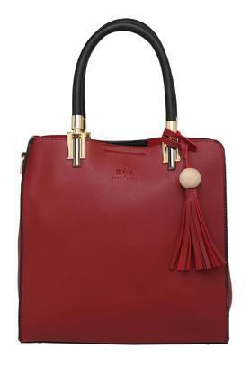 RS BY ROCKY STARWomens Zipper Closure Satchel Handbag - 204076784_9607