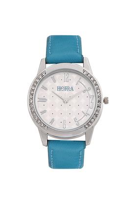 HORRAWomens Eco Series White Dial Analog Watch - HR717WLW91