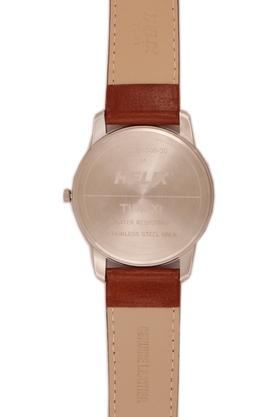 Mens Analogue Leather Watch - TW028HG00