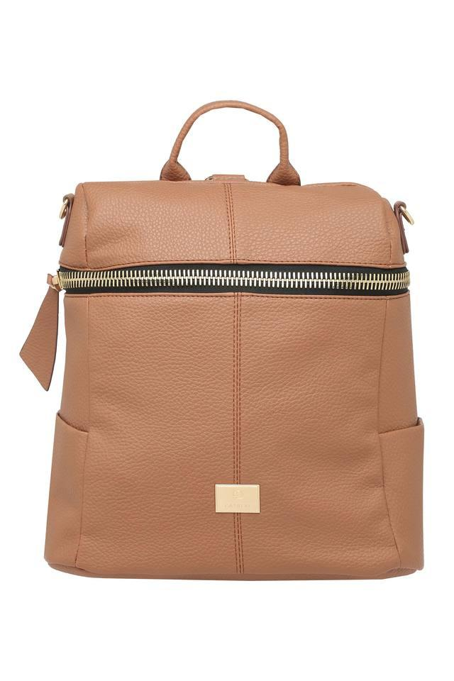 Womens Zipper Closure Backpacks