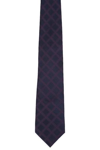 Mens Checked Tie