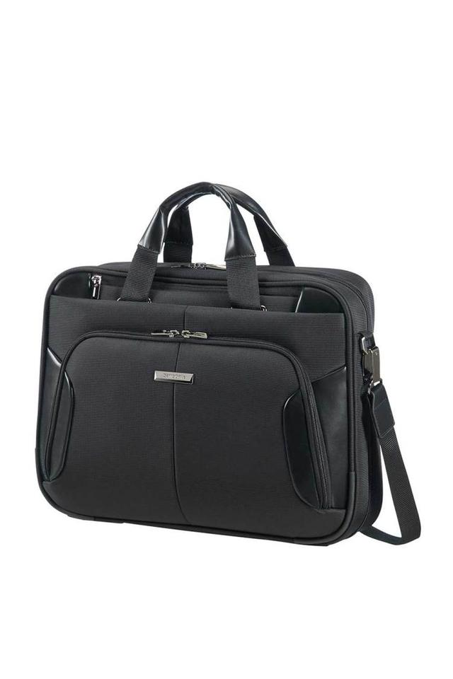 Unisex Zipper Closure Laptop Bag