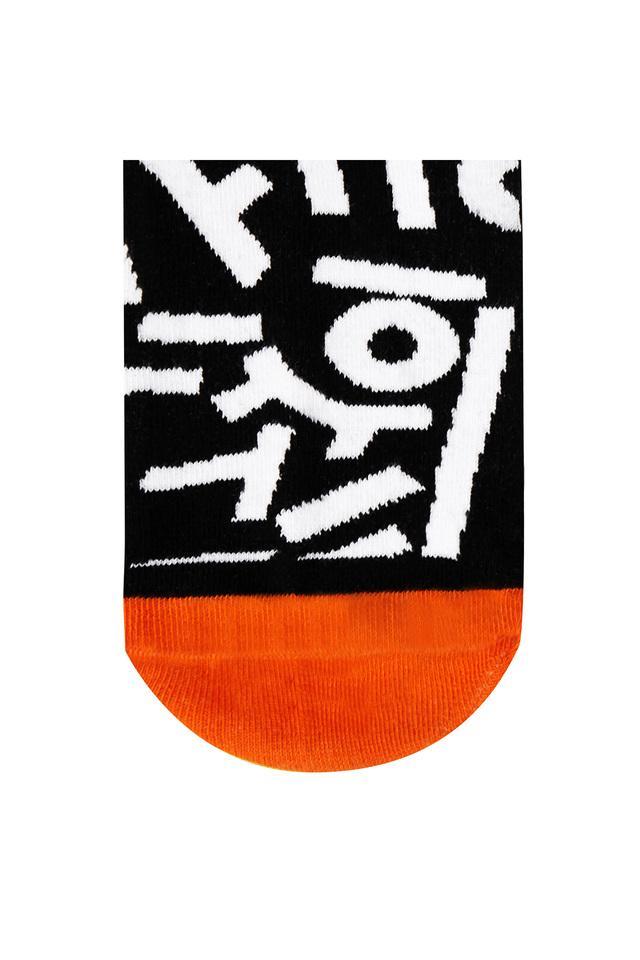 Unisex Printed Socks - Pack of 4