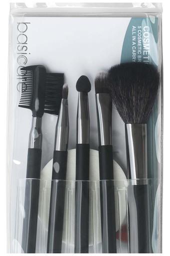 Buy BASICARE Womens Makeup Brush Set - 5 Piece  f36627aba