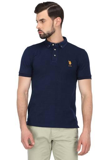 U.S. POLO ASSN. -  Deep IndigoT-shirts - Main