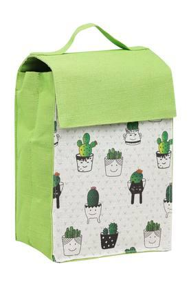 BACK TO EARTHPrinted Lunch Bag