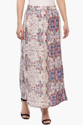 IMARA Womens Printed Long Skirt - 201430164