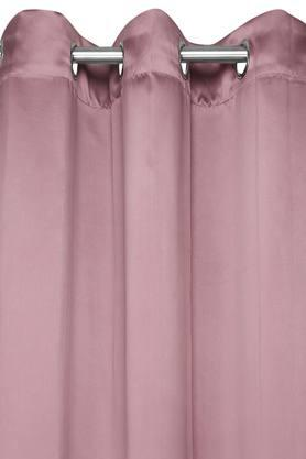 Erba Blackout Solid Door Curtain