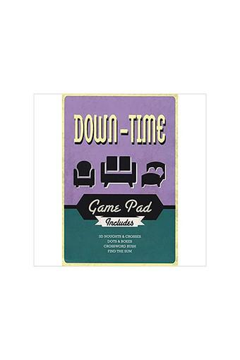 Down-Time Game Pad