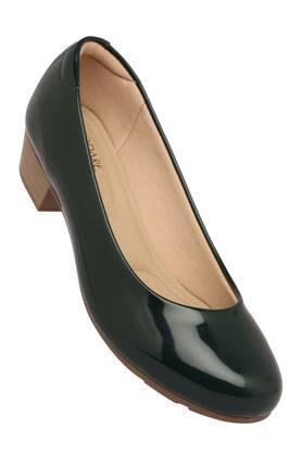 Womens Casual Wear Slipon Closure Heels