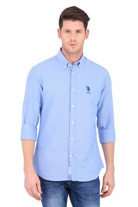 U.S. POLO ASSN. - BlueCasual Shirts - Main