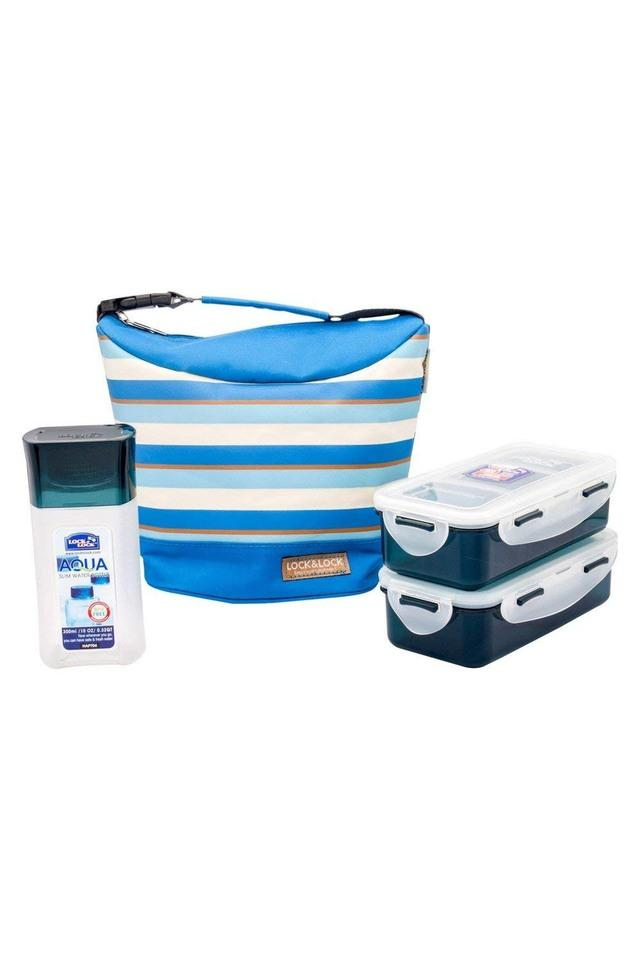 Air Tight Container with Bag Set of 4