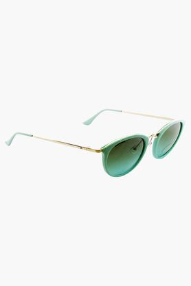 FASTRACK Womens Oval Gradient Sunglasses - C084GR3F