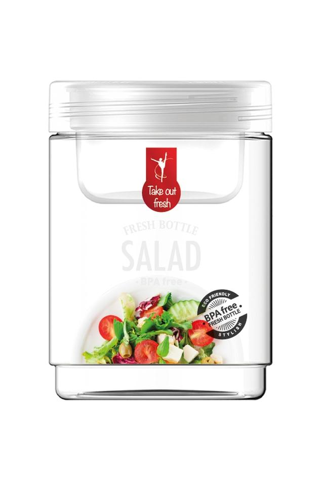 Round Bottle with Airtight Lid - 1600ml