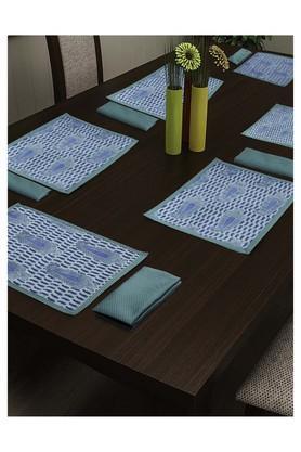 SWAYAMPrinted Place Mat And Napkin Set Of 4 - 204599985_9308