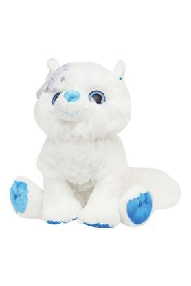 Kids Sweet and Sassy Arctic Fox Soft Toy