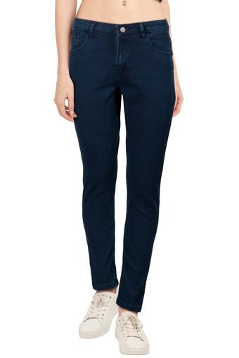 AND -  Dark Blue Jeans & Leggings - Main