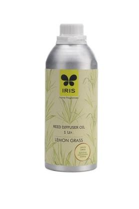 IRIS Lemon Grass Reed Diffuser Oil - 1 Ltr