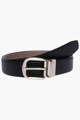 LOUIS PHILIPPEMens Leather Buckle Closure Formal Belt - 203097111