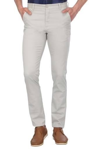 STOP -  Light OliveCargos & Trousers - Main