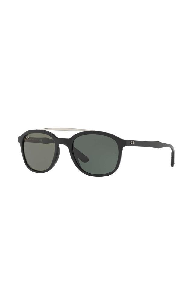 Mens Browline Gradient Sunglasses