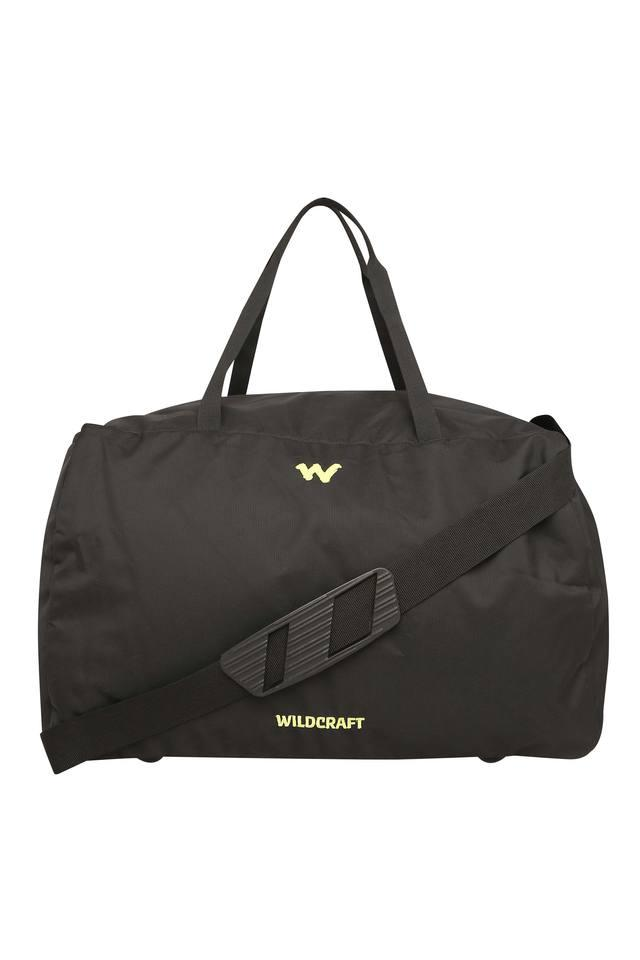 Unisex Zip Closure Duffle Bag