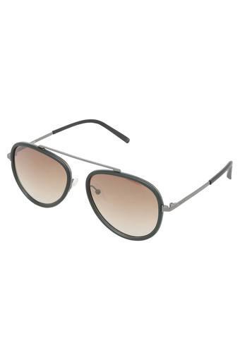 Mens Full Rim Aviator Sunglasses - OP-1659-C03