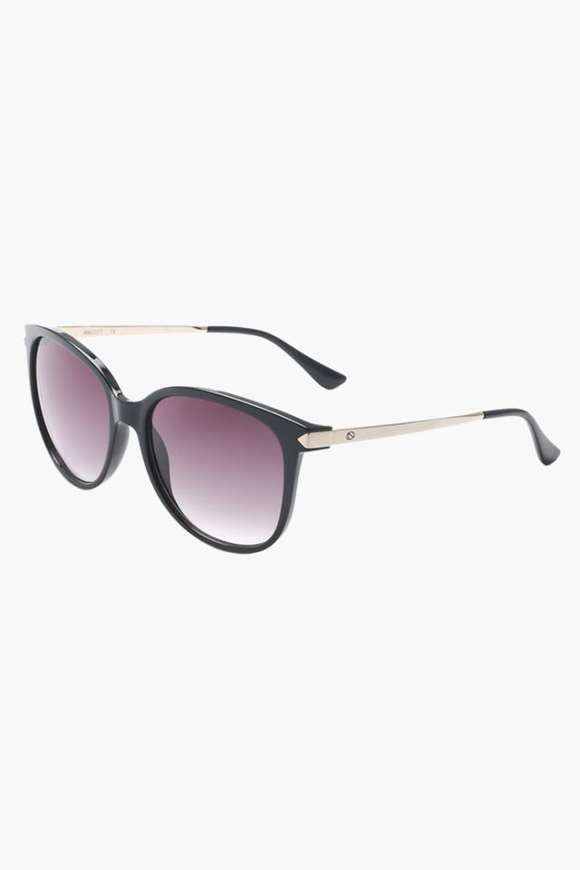 Womens Square Polycarbonate Sunglasses - 2164 C1 S