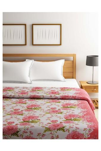 Floral Printed Single Comforter